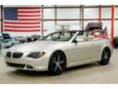 2004 BMW 6-Series Convertible 2004 BMW 645ci Convertible 85419 Miles Mineral