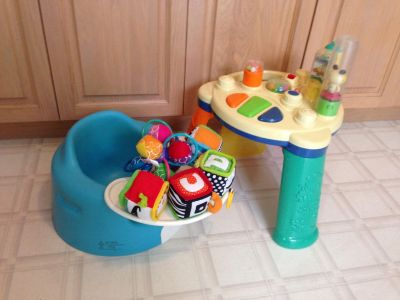 Bum o and baby toys