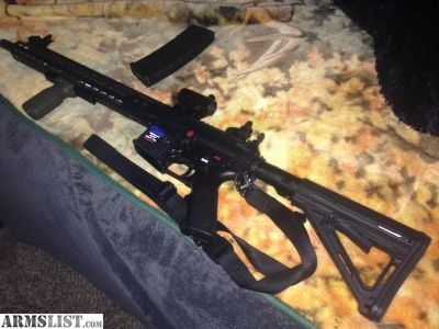 For Sale: Anderson AR-15 .223 Wylde Stainless Barrel