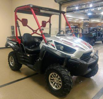 2011 Kawasaki Teryx 750 FI 4x4 Sport Sport-Utility Utility Vehicles Marietta, OH