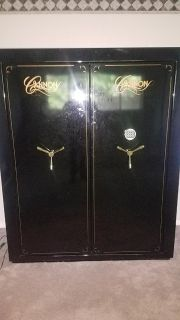 double gun safe with codes