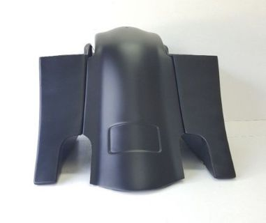 "Buy Touring Stretched Harley 6"" Inch Saddlebags/Rear Overlay Fender No Lids 97-08 motorcycle in Lake Worth, Florida, United States, for US $699.00"