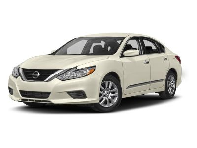 2017 Nissan Altima 2.5 (Super Black)