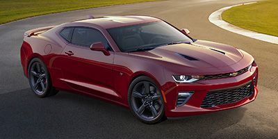2018 Chevrolet Camaro Coupe 1SS (Silver Ice Metallic)