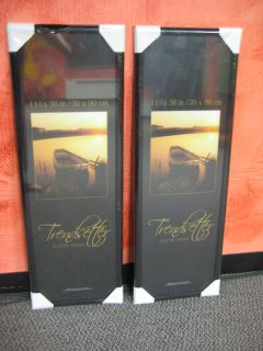 Brand New! Poster Frames - Set of Two