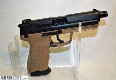 For Sale: H&K HK45 Tactical - V1