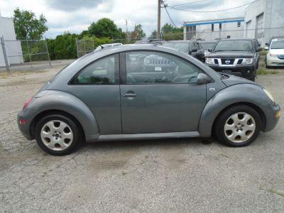 2002 Volkswagen New Beetle GLS (GRAY)