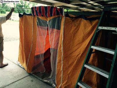 1968-1979 Camper Bus tent