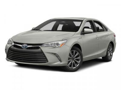 2015 Toyota Camry Hybrid LE (WHITE)
