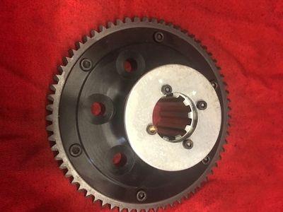 Bundle of Brinn racing transmission parts