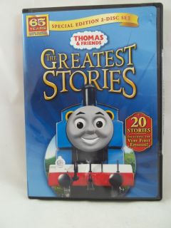 The Greatest Stories Thomas & Friends 2 Disc Set