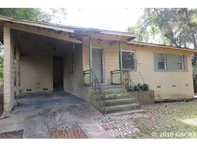 3 Bed 1 Bath Foreclosure Property in Gainesville, FL 32601 - SE 9th Pl