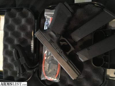 For Sale/Trade: Glock 17 Gen. 4 MOS