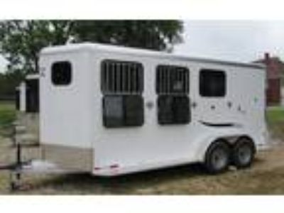 2019 Trailers USA REDUCED! 3 Horse Minuteman Bumper Pull 3 horses