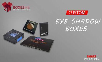 Freshen your Mood with Custom Eyeshadow Boxes Wholesale