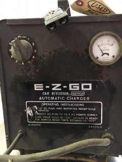 Purchase EZGO 36 Volt Golf Cart Automatic Textron Charger motorcycle in Pottstown, Pennsylvania, United States, for US $245.00