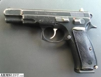 For Sale: Cz75 9mm