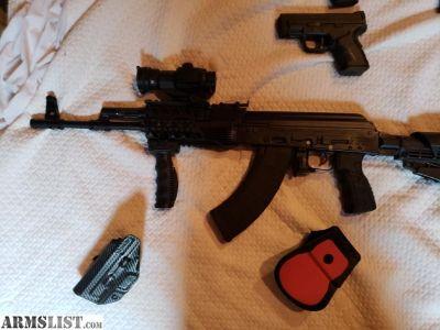For Trade: Saiga AK 47