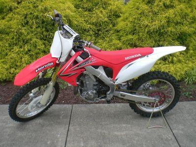 2009 Honda CRF 450R Motocross Bikes Manheim, PA