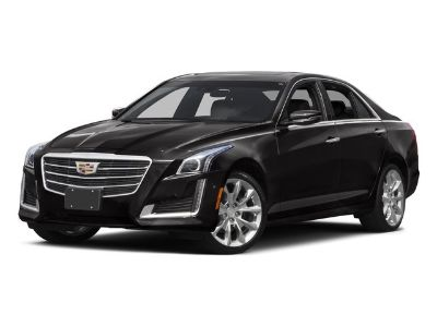 2016 Cadillac CTS 2.0T Luxury Collection (Radiant Silver Metallic)