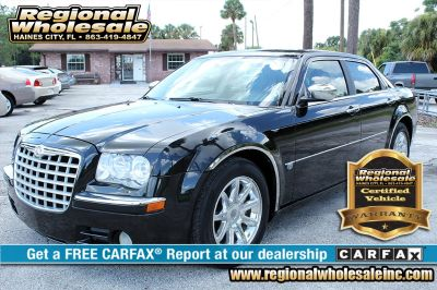 2006 Chrysler 300 C (Black)
