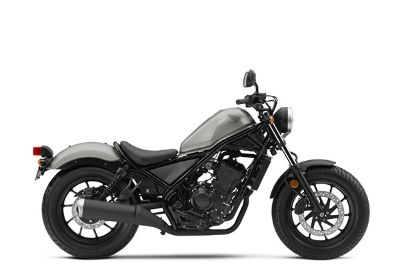 2017 Honda Rebel 300 Cruiser Motorcycles North Reading, MA