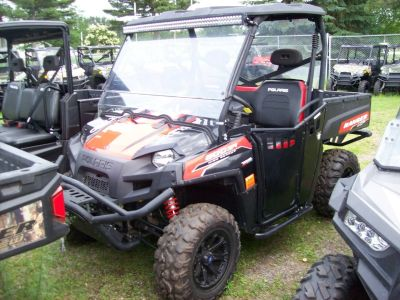 2012 Polaris Ranger XP 800 LE Side x Side Utility Vehicles Wisconsin Rapids, WI