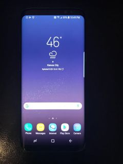 Samsung Galaxy S8 T-mobile cell phone