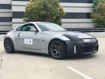 350z Race Car TT4