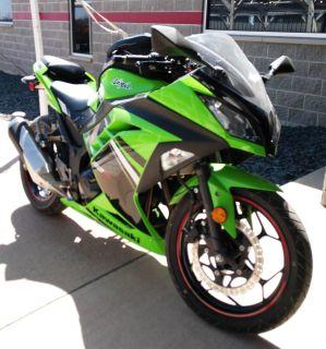2014 Kawasaki Ninja 300 SE Sport Motorcycles Ottumwa, IA
