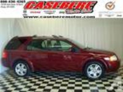 2005 Ford Freestyle Station Wagon Limited