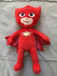 Brand new giant Owlette from PJ Masks. Never played with. $10