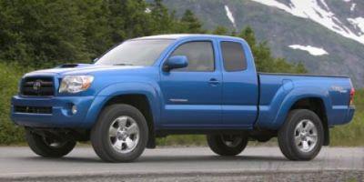 2005 Toyota Tacoma V6 (Speedway Blue)