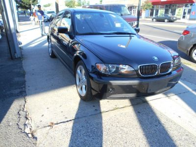 2005 BMW 3-Series 325xi (Mystic Blue Metallic)