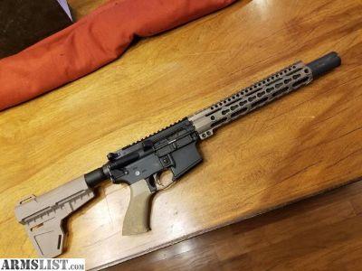 """For Sale: Noveske 10.5"""" ar pistol"""