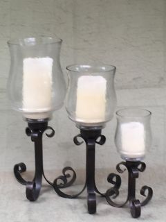 Set of 3 Decorator Candles