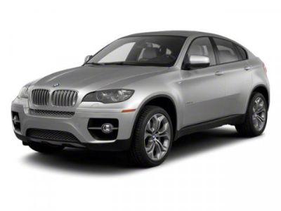 2012 BMW X6 xDrive35i (Azurite Black Metallic)