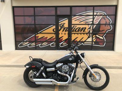 2015 Harley-Davidson Wide Glide Cruiser Norman, OK