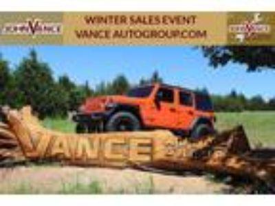 New 2018 Jeep Wrangler Unlimited 4x4 in Miami, OK