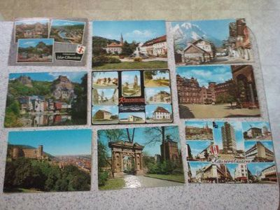 Lot of 19 Vintage Postcards from Germany