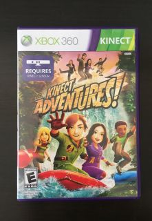 XBOX Kinect Games!