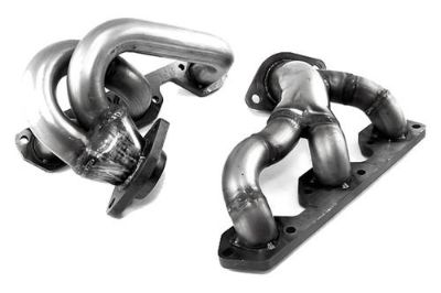 Sell Rugged Ridge 17650.53 - 07-11 Jeep Wrangler Stainless Steel Exhaust Header motorcycle in Suwanee, Georgia, US, for US $329.77