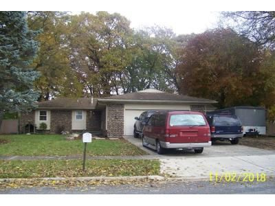 3 Bed 1.5 Bath Preforeclosure Property in Crown Point, IN 46307 - Tenbrook Dr