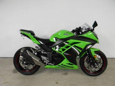 2014 Kawasaki Ninja 300 ABS SE Sport Motorcycles Springfield, MA