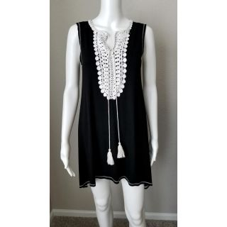 NWT Black dress, tunic, cover up