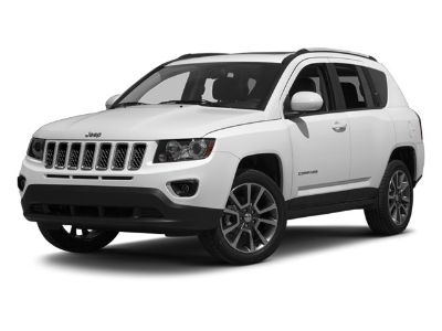 2014 Jeep Compass Latitude (Bright White Clearcoat)