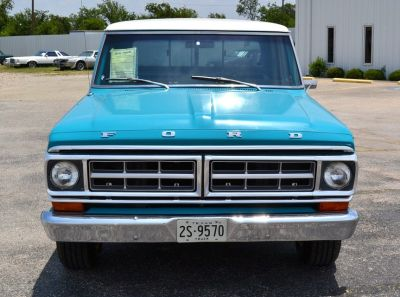 Need Grille/grille parts for 1971 Ford F100