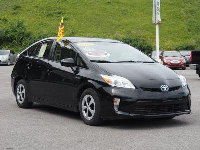 2014 Toyota Prius II (black)