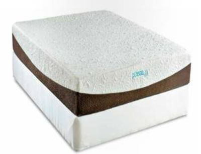pure gell DENALI 10   MEMORY FOAM QUEEN MATTRESS