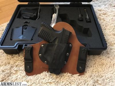 For Sale/Trade: Springfield Armory XDS 45 Complete Carry Package